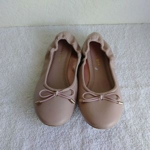 Madden Girl pink flats size 8 Womens